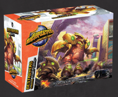 Monsterpocalypse DESTROYERS Starter