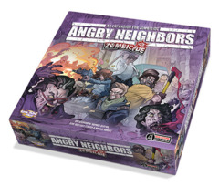 Zombicide: Angry Neighbors (version française)