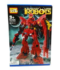 iRobots Red Large 9355