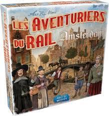 Les Aventuriers du Rail: Amsterdam