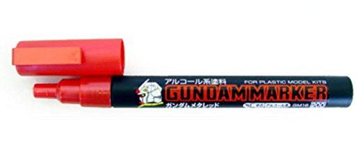 Gundam Marker - Metallic Red GM16