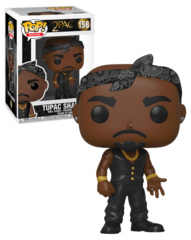 POP! Rocks #158 2Pac - Tupac Shakur