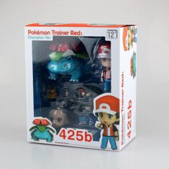 Pokemon Trainer Red (Champion Ver.) Venusaur
