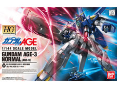 HG 1/144 Gundam Age 3 Normal