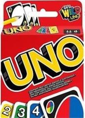 UNO: Avec des cartes à personnaliser (multilingue)