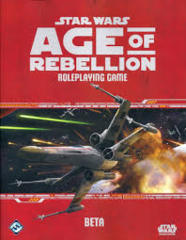 Star Wars: Age of Rebellion - Beta Rulebook