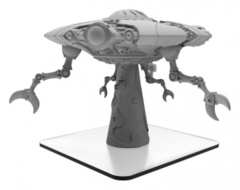 Monsterpocalypse: Monster Expansion - Ares Mothership