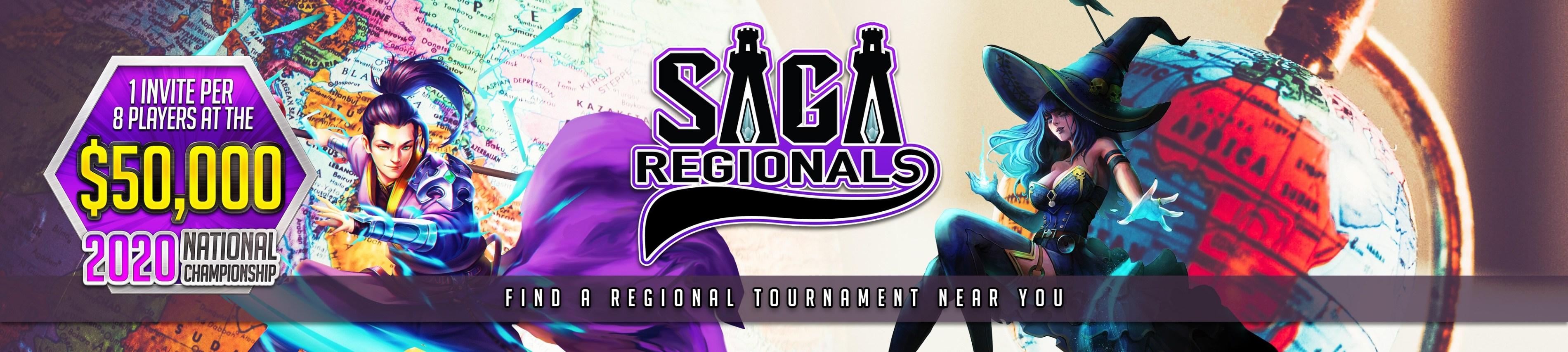 Argent Saga Regionals - October 19, 2019