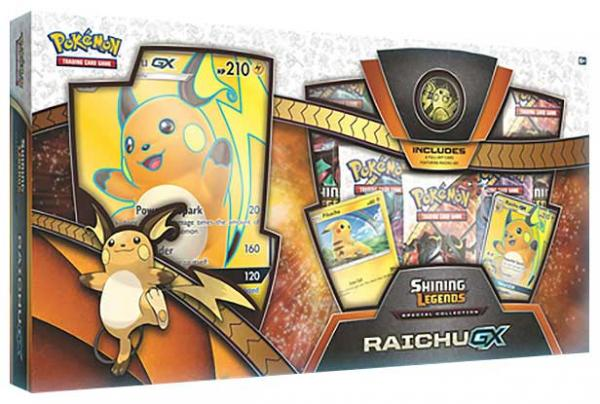 Shining Legends Special Collection - Raichu-GX