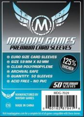 Mayday Games - 59 x 92 Card Sleeves (Pack of 50)
