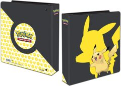 2''Pokemon 3 Rings Binder: Pikachu