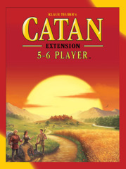 Catan: Extension 5-6 Players
