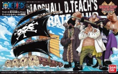 One Piece: Grand Ship Collection - Marshall D. Teach's Pirate Ship