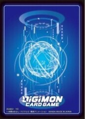 Digimon Card Game Official Sleeve: Card Background (60ct)