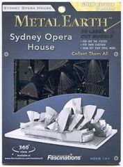 Metal Earth: Sydney Opera House