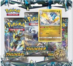 Sun & Moon - Lost Thunder 3 Pk Blister - Altaria