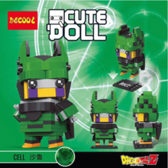 Decool Mini Blocks: Cell