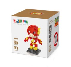 The Flash Mini Building Blocks