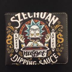 Porte-Feuille R&M: Szechuan Sauce