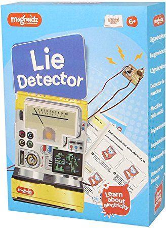 Magnoidz: Détecteur de mensonges