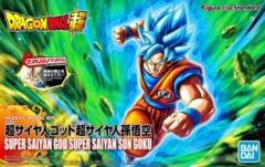 Figure-Rise Standard: Super Saiyan God Son Gokou
