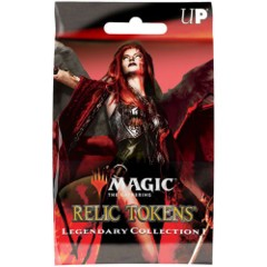 Ultra Pro - Magic The Gathering: Legendary Collection Relic Tokens Booster