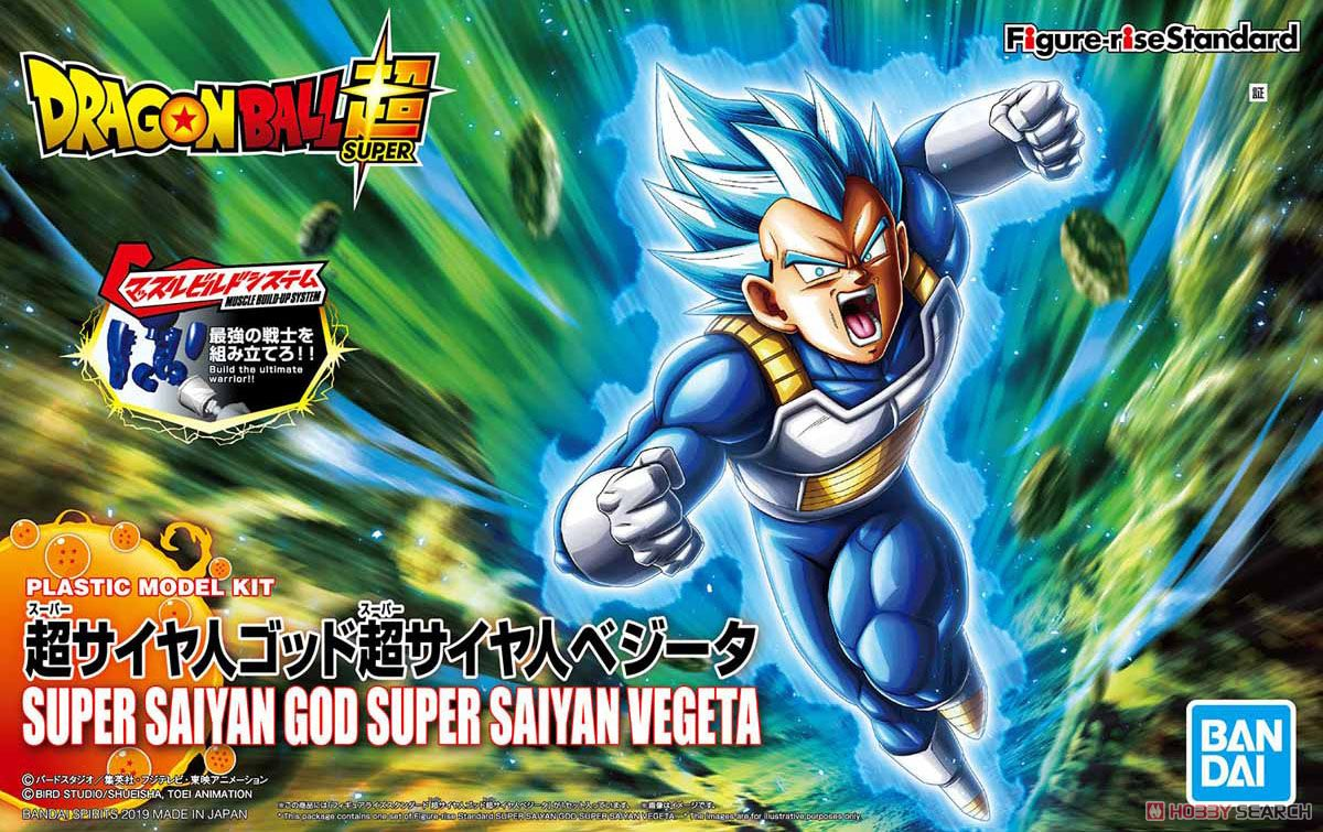 Standard Size Sleeves God Charge Vegeta SW