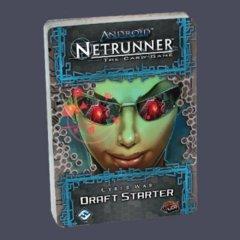 Android: Netrunner – Cyber War Draft Starter