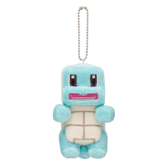 Block Squirtle Plush ~10cm