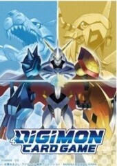 Digimon Card Game Official Sleeve: Omnimon (60ct)