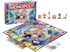 Monopoly: Sailor Moon