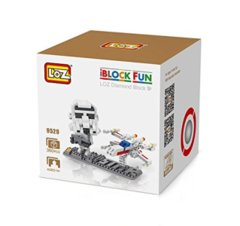 Stormtrooper and Ship Mini Building Blocks