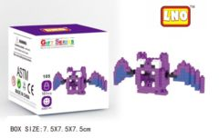 Golbat Mini Building Blocks