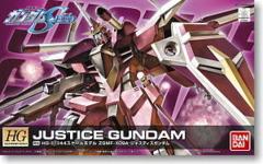 HG 1/144 Justice Gundam