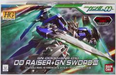 00 Raiser + GN Sword