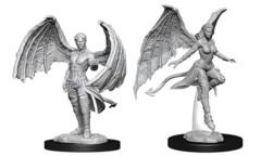 Nolzur's Marvelous Miniatures - Succubus & Incubus