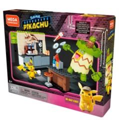 Mega Construx: Detective Pikachu - Hi-Hat Cafe