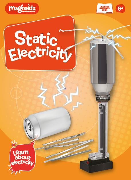 Magnoidz: Électricité Statique