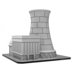 Monsterpocalypse: Building Expansion - Power Plant