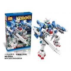 iRobots White Medium 9352