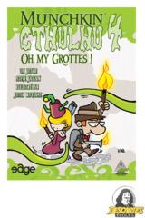 Munchkin Cthulhu 4: Oh My Grottes!