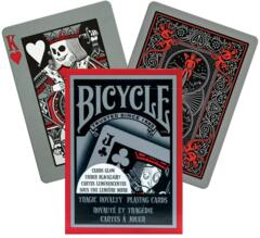 Cartes à Jouer Bicycle: Tragic Royalty