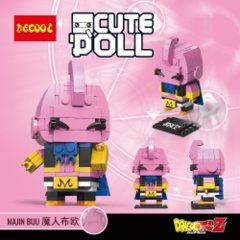 Decool Mini Blocks: Majin Buu