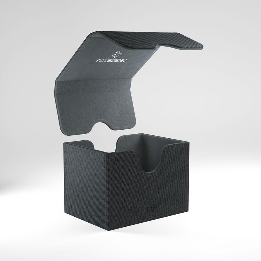 Gamegenic: Deck Box - Sidekick 100+ Black (Convertible)