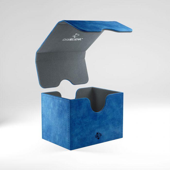 Gamegenic: Deck Box - Sidekick 100+ Blue (Convertible)