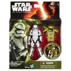 Star Wars: The Force Awakens - First Order Storm Trooper Figure