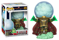 POP! Spiderman: Far from Home 473: Mysterio