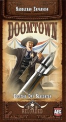 Doomtown: Reloaded - Election Day Slaugther
