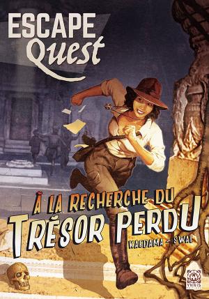 Escape Quest 1: À la Recherche du Trésor Perdu
