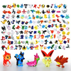 Pokemon mini figurine single (4-5 cm)